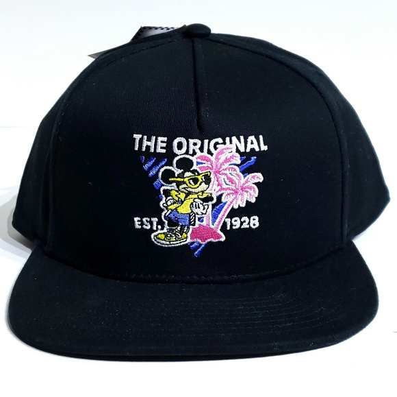 Vans X Disney Mickey Mouse 90th Birthday Hat